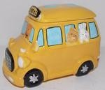 Ceramic School Bus