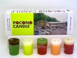 18 Hour Gourmet Double Scented Votives (dozen)