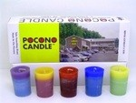18 Hour Aroma Therapy Votives (dozen)