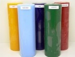 3X9 Inch Scented Pillar Candles
