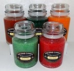 26 oz Round Jar Candle
