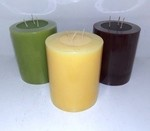 5X6 Scented Pillar Candles