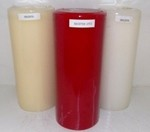 4X9 Inch Scented Pillar Candles
